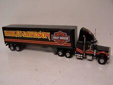 Matchbox Harley Davidson Peterbilt 379 Rare 1/58
