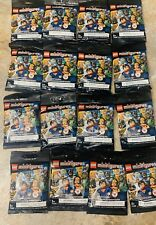 Sealed Complete Set of 16: LEGO DC Super Heroes Minifigures, Series 71026