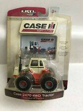 Case 2470 4WD Tractor with duals, and Collector Card 1/64 Scale #14649