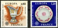 "France- 1976 Europa Cept ""Handicrafts"" Mi:1961-2 MNH**"