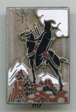 Insigne  cavalerie , 1 Rgt. de Spahis Marocains