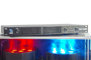 MKS MA-2300 Digital Endstufe 2Kanal PA Verstärker 1000 Watt RMS Stereo Amplifier