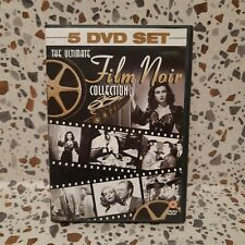 The Ultimate Film Noir Collection DVD (2006) cert 12 FREE Shipping, Save £s