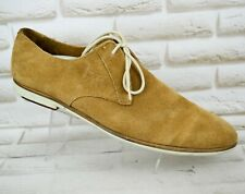 TED BAKER Mens Brown Suede Formal Casual Shoes Boots Lace-Up Size 11 UK 45 EU