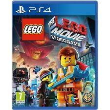 The LEGO Movie Videogame   PS4  PLAYSTATION 4 nuovo