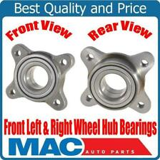 100% Brand New Front Left and Right Wheel Bearing for Honda Insight 2000-2006