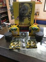 07'-09' Arctic Cat 800 Top End Kit, Pistons, Gasket, Std. 85mm Bore Stock, F8,M8