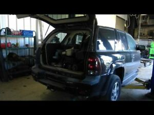 Passenger Rear Door Vent Glass With Privacy Tint Fits 02-09 TRAILBLAZER 168644