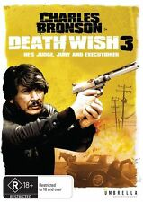 Death Wish 3 (DVD, 2014)