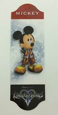 Disney Antioch Bookmark Mickey Mouse Kingdom Hearts Trend Lenticular BM8506