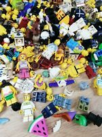 LEGO Minifigure Series (x10 figs and accessories per order) Suprise Packs!