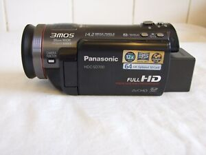 Panasonic HDC-SD700 High Definition Video Camera +Extras