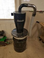 Eliminator dust separator 30 gallon drum