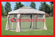 RICAMBIO SET 4 TELI LATERALI PER GAZEBO ADVENTURE MT.3X4