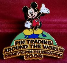 Disney Pin It All Started With Walt Mickey Mouse Partners Gift Pin FREE SHIPPING