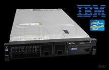 IBM Système X3650 M4 2x Xeon E5-2530 2.3GHz 96 GB RAM SAS