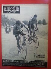 02/08/50 miroir sprint n°213 TOUR DE FRANCE 1950 LES ETAPES GEMINIANI