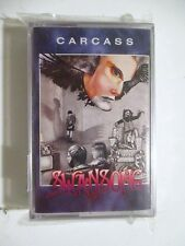 Carcass - Swansong (Tape, 1996)
