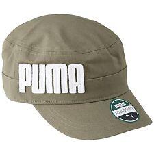 PUMA Penham Military Kids Cap Burnt Olive 052938 03