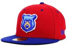 Tennessee Smokies New Era Cap - Cubs MiLB On Field 59FIFTY Fitted Hat Blue/Red