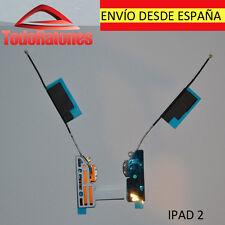 cable repuesto reemplazo flex ANTENA Wi-Fi para IPAD 2 WiFi 3G CONECTOR wi fi