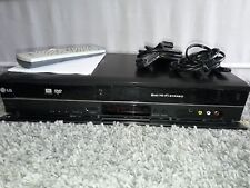 LG RC388 LETTORE DVD RECORDER VHS VIDEOREGISTRATORE VCR VHS TO DVD