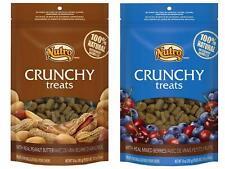 Nutro Crunchy Non-GMO 100% Natural Dog Treats Variety Pack Combo (4 Pack)