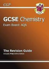 GCSE Chemistry AQA Revision Guide (with Online Edition) (A*-G Course) by CGP Bo…