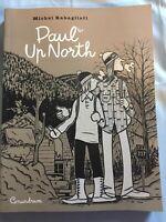Paul Up North by Michel Rabagliati (English) Paperback Book
