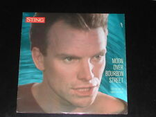 45 tours SP  - STING - Moon over Bourbon street - 1986