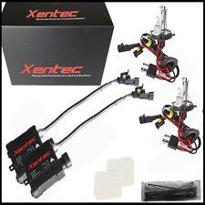 Xentec High Low HID KIT SLIM Xenon 9007 HB5 Hi-Lo 6000K Blue Beam Conversion Hid