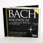 BBC Bach Noël Oratorio Partie 1 Chorale De Neuf Collège,Oxford cd de musique
