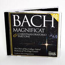 BBC Bach Christmas Oratorio Parte 1 Coro Di Nuovo College,Oxford musica cd