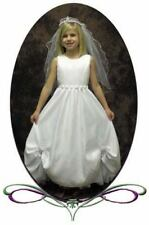 NWT Tip Top FIRST COMMUNION Pageant FLOWER GIRL Dress 6