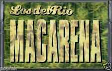 LOS DEL RIO - MACARENA 1996 EUROPEAN CASSINGLE ANTONIO ROMERO MONGE RAFAEL RUIZ