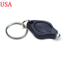 Micro Light II - Keychain Squeeze LED Locking ON/OFF for Survival Kit