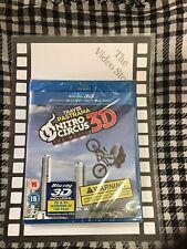 Nitro Circus - The Movie (3D Blu-ray) BRAND NEW