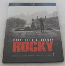 Rocky (Blu-ray, 2011, Limited Edition DigiBook) Sylvester Stallone