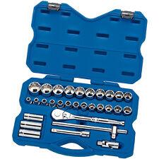 "Draper Expert 30 piece 1/2"" Sq. Dr. Metric Socket Set incl Free Delivery (02357)"