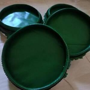 Krathong Fake Banana Leaf Bowl Wedding Artificial Craft Supplies Decor handmade