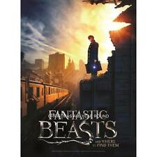 Harry Potter Manhattan FANTASTIC BEASTS WHERE TO FIND THEM Wall Poster Puzzle