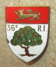 36° Régiment d'Infanterie,1939-40(e)