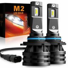 AUXITO 9006 HB4 CSP LED Headlight Bulb Conversion Kit Low Beam 6000K High Power