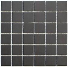 Mosaico piastrella ceramica marrone antiscivolo bagno : 14-CU253-R10 | 1 foglio