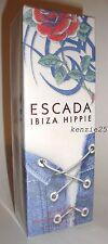 ESCADA IBIZA HIPPIE WOMEN PERFUME EDT 50 ML SPRAY 1.7 FL OZ NEW IN BOX