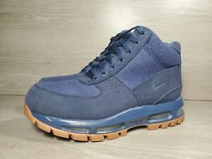 Nike Air Max Goadome ACG Midnight Navy Sneaker Boots Size 6Y (311567-400) (c2