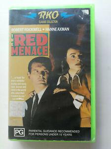 The Red Menace VHS Video Cult Classic RKO Cold War/Communism Robert Rockwell FP