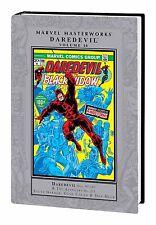 Daredevil Marvel Masterworks Vol 10 by Gerber, Colan & Heck HC Marvel 2016