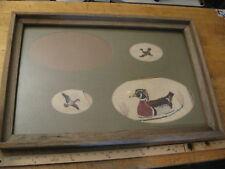 Antique Barn wood Frame (pre barn wood craze) 20 x 29