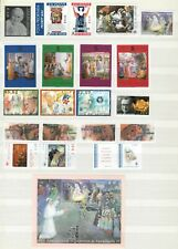 s33823 VATICANO MNH 2003 Complete Year set 20v + 3 s/s 2 SCANS